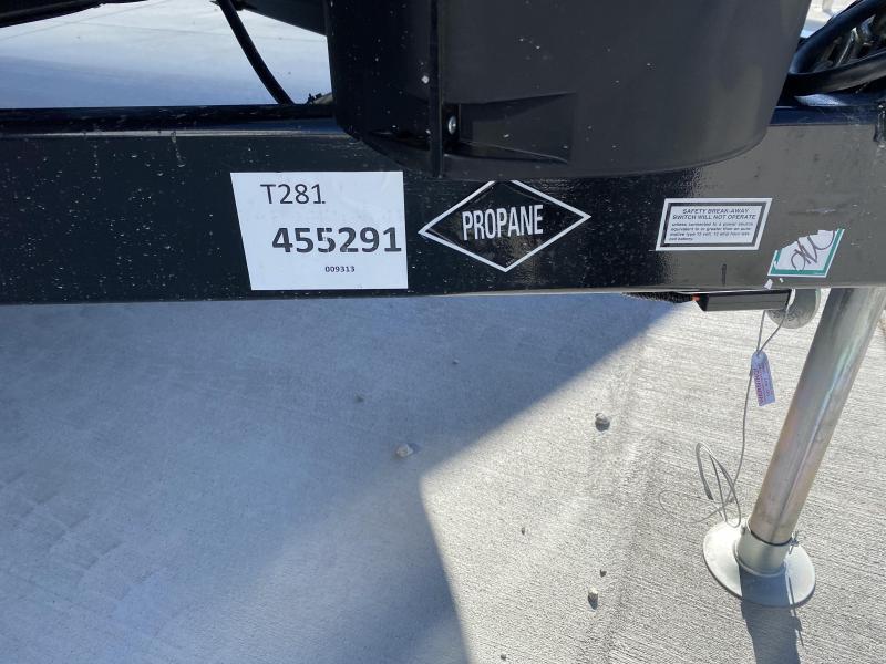 2021 Heartland Torque T281 Toy Hauler RV