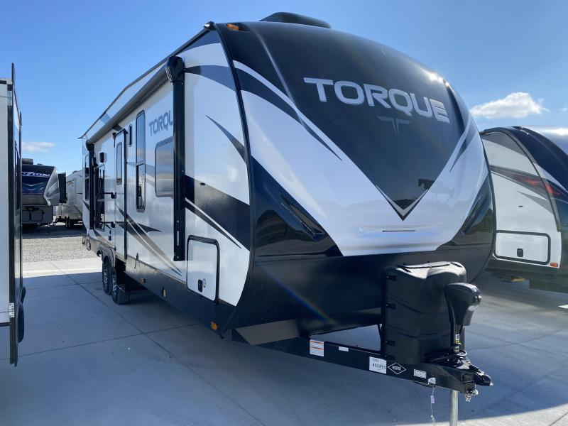 2021 Heartland Torque T281 Toy Hauler RV