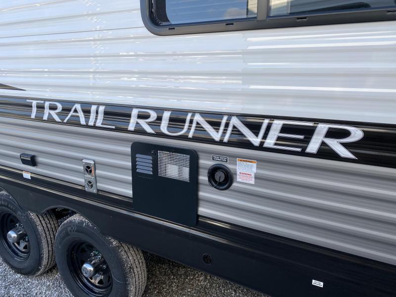 2021 Heartland Trail Runner 30RBK Travel Trailer RV