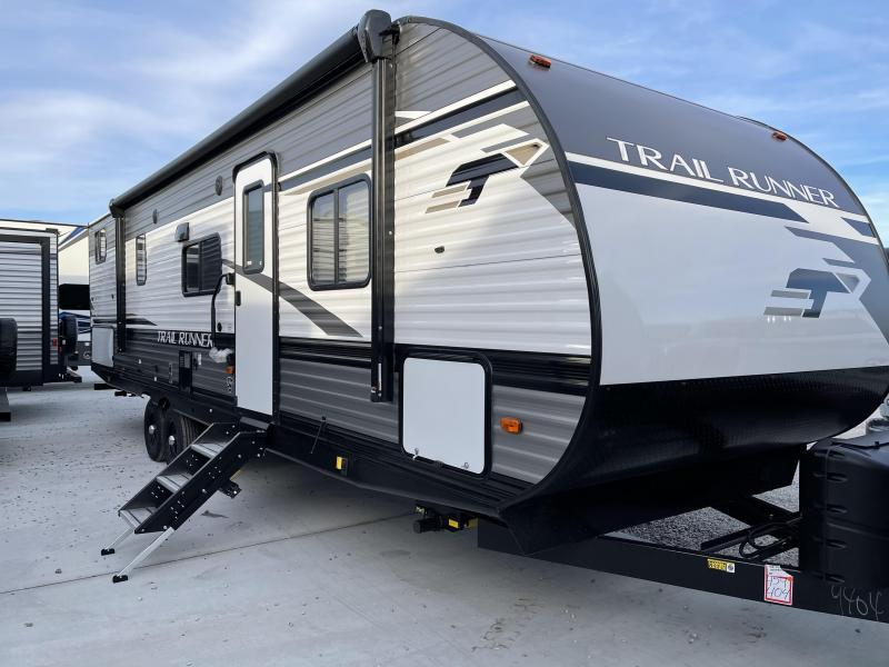 2021 Heartland Trail Runner 30RBK Travel Trailer RV