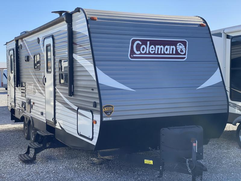 2018 Coleman Lantern 263BHWE Travel Trailer RV