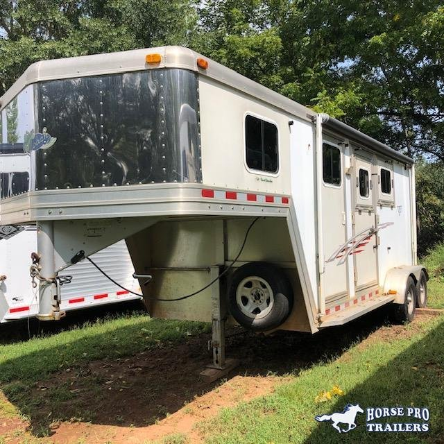 2006 Dream Coach 2 Horse Slant Gooseneck