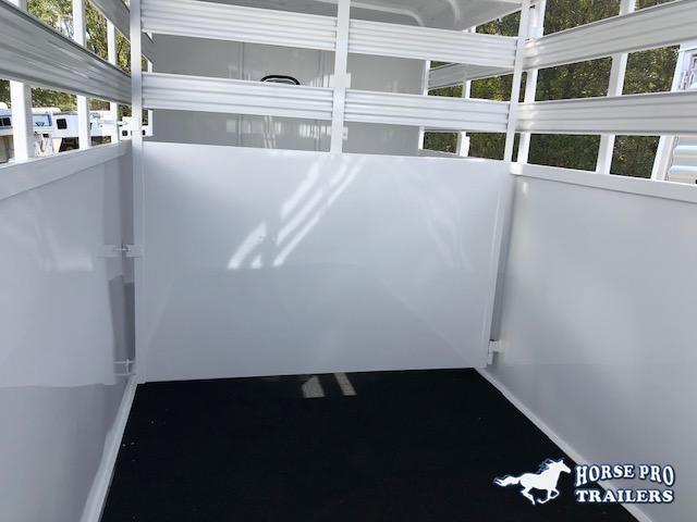 2021 Bee 16' Stock Bumper Pull w/Center Gate