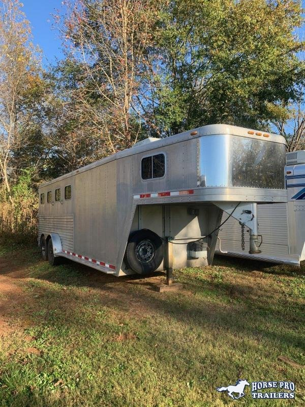 1999 Featherlite 4 Horse Trailer