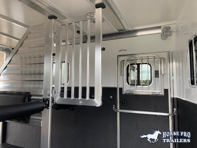 2022 Cimarron 2 Horse Straight Load Bumper Pull XL w/SIDE RAMP