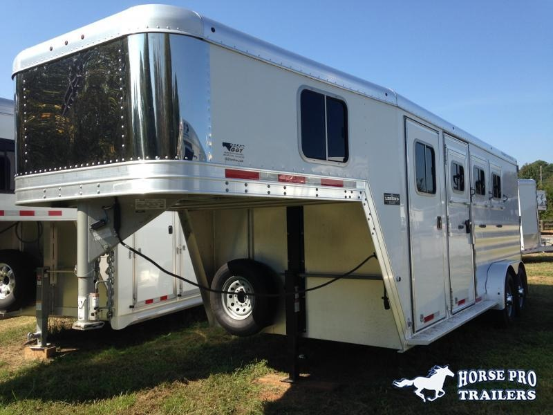 2017 Featherlite STD Legend Horse Trailer