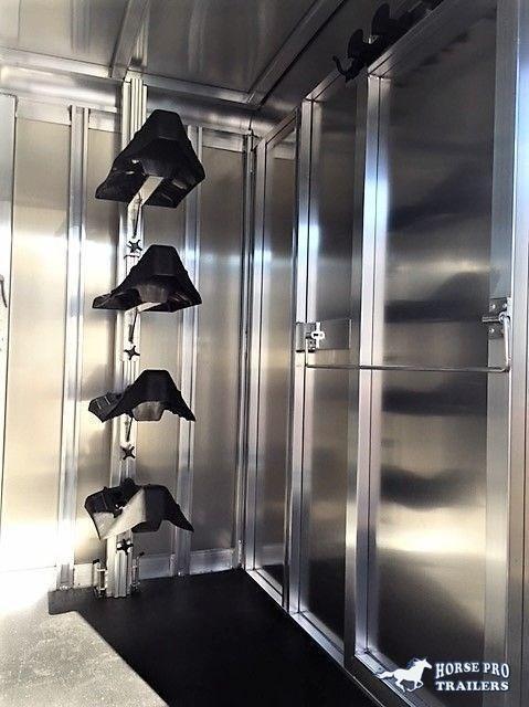 2022 Exiss 24' Stock Combo Gooseneck w/Dressing Room