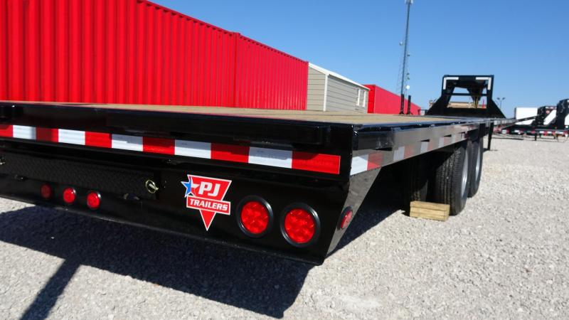 "2020 PJ Trailers PJ 102""x40' Low Profile Gooseneck Trailer (CL)"