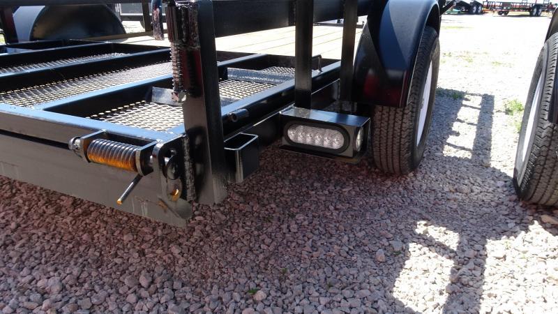 2019 Other 14x76 5STAR Gated Single Axle Utility Trailer Utility Trailer
