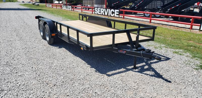 "2020 Other 5 STAR 16'X77"" TANDEM 3500LB AXLE UTILITY TRAILER Utility Trailer"