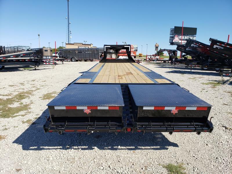 2020 PJ Trailers LS30 Flatbed Trailer