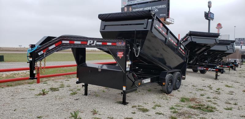 2021 PJ Trailers 14' Rollstera,¢ Roll Off Dump Trailer