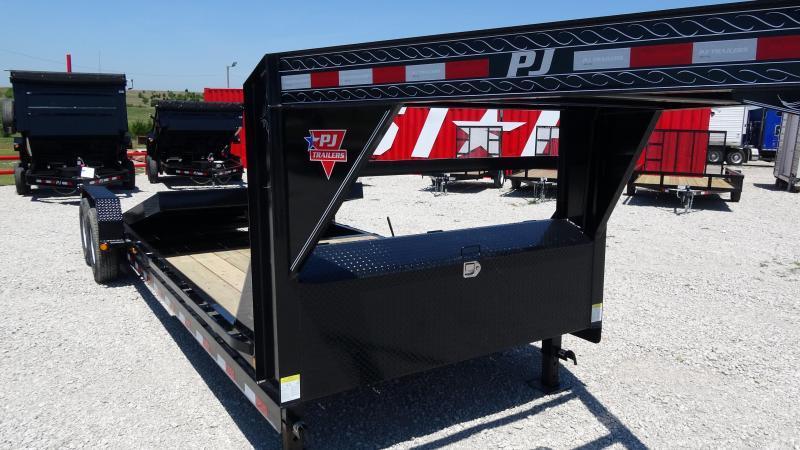 2020 PJ Tilt Deck Trailers 24' x 6 Gooseneck (CL)
