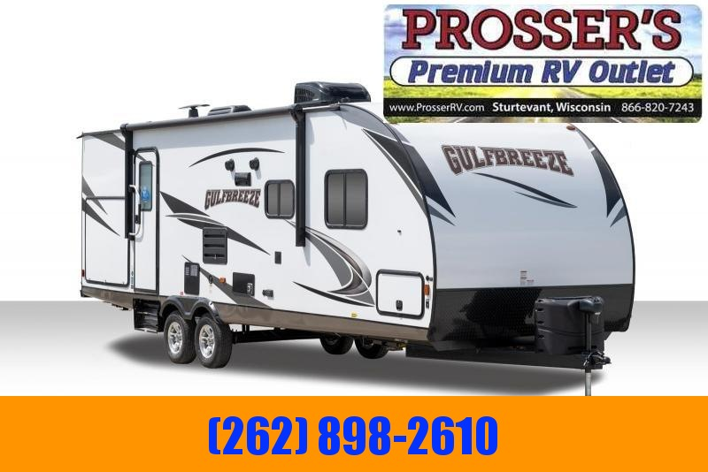 2021 Gulf Stream Gulf Breeze 24RBS Travel Trailer RV