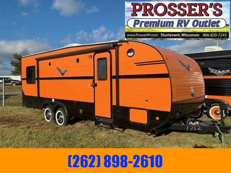2020 Riverside RV Retro 827R