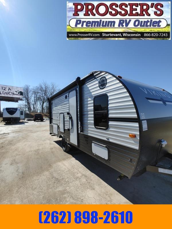 2021 Forest River Viking 182DBU Travel Trailer RV