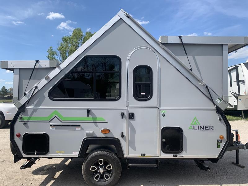 2021 Aliner LXE LXE A-Frame Camper RV