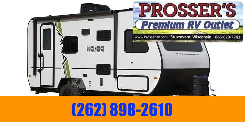 2021 Forest River No Boundaries NB19.6 Travel Trailer RV