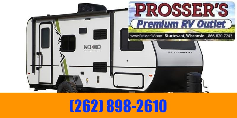 2021 Forest River No Boundaries NB19.7 Travel Trailer RV