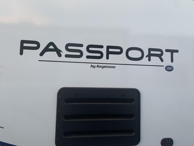 2021 Keystone RV Passport  GT Series 2521RL