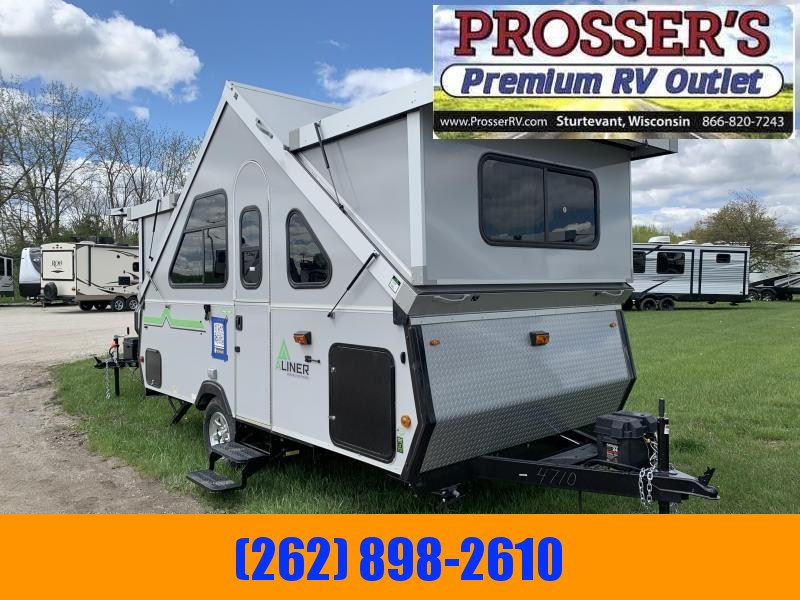 2021 Aliner Scout Family Scout Popup Camper RV