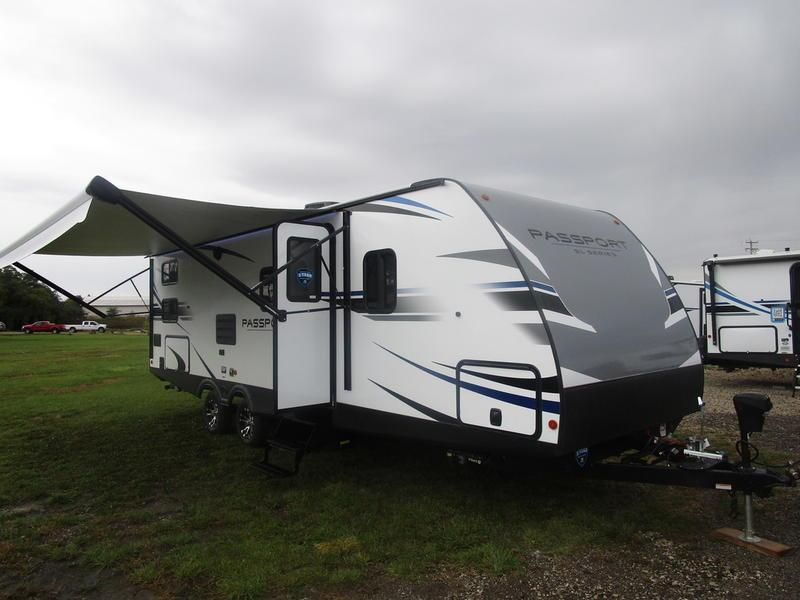 2021 Keystone RV Passport SL Series 267BH