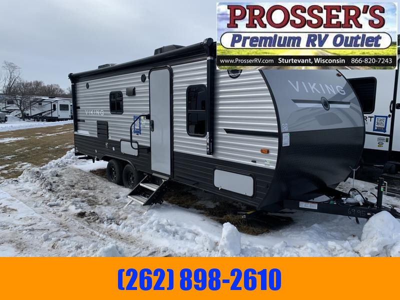 2021 Coachmen Viking Ultra-Lite 21RBSS