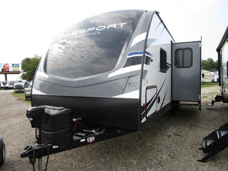 2021 Keystone RV Passport GT Series 2710RB