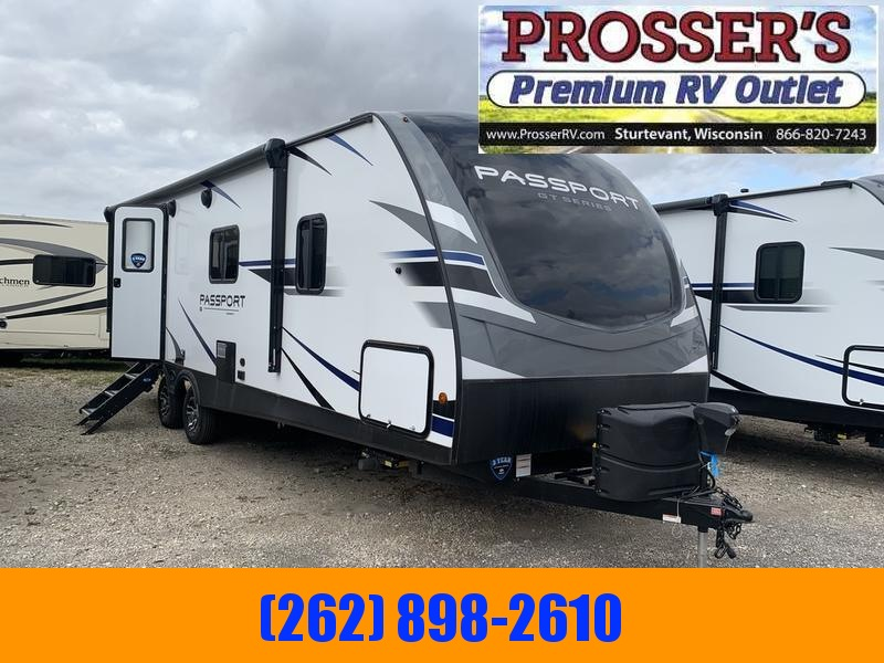 2021 Keystone RV Passport GT Series 2600BH