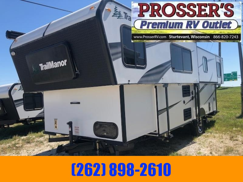 2020 TrailManor 2720 Series 2720QS