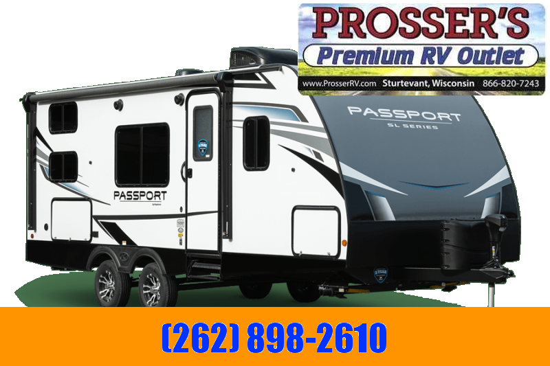 2021 Keystone RV Passport SL 268BH