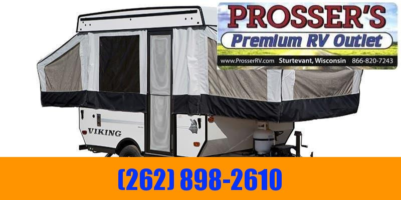 2021 Forest River Viking Legend 2485SST Popup Camper RV