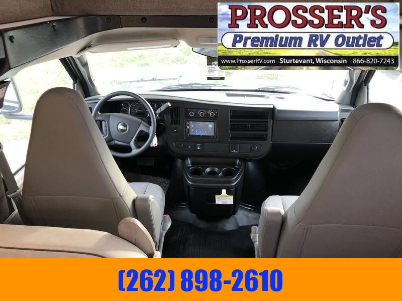 2021 Coachmen Freelander 350 Ford 27QB