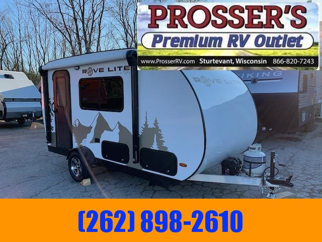 2021 Travel Lite RV Rove Lite 14FD