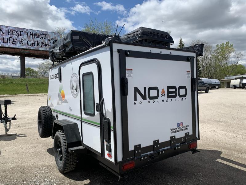 2021 Forest River, Inc. No Boundaries NBT10.6 Travel Trailer RV