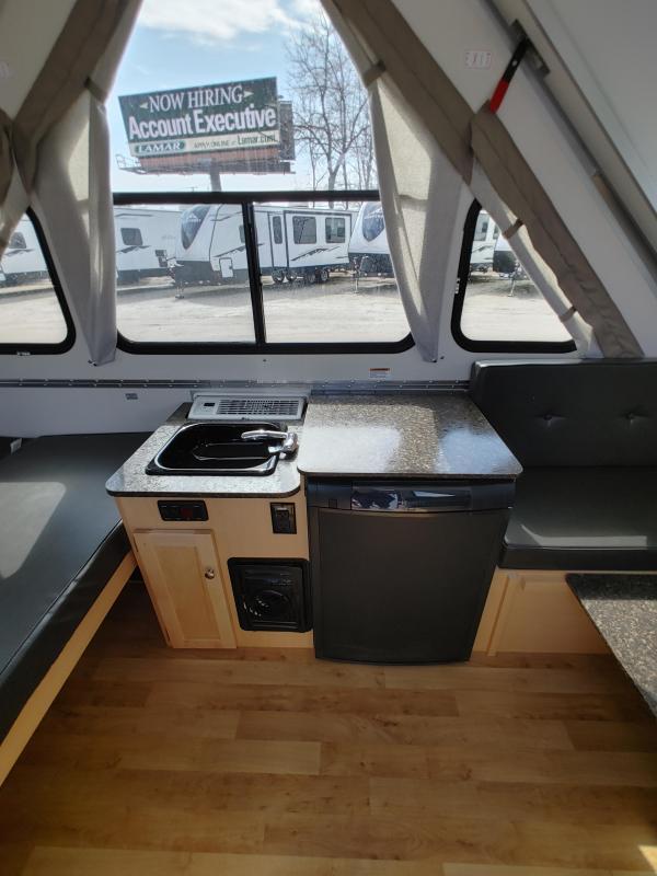 2021 Aliner Classic Sofa Bed Popup Camper RV