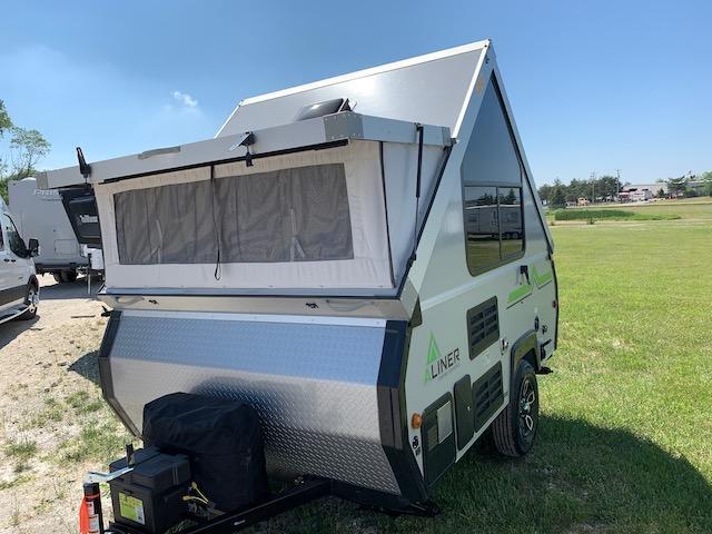 2021 Aliner Ranger 10 A-Frame Camper RV