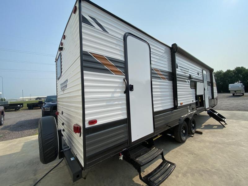2021 Forest River Wildwood X-Lite 263 BHXL Travel Trailer RV