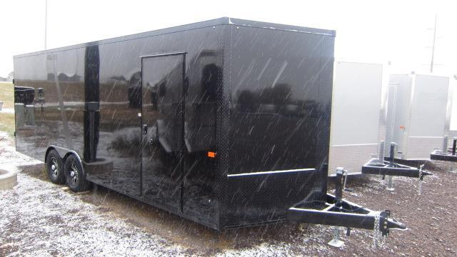 2021 AERO 8.5X22 V Enclosed Cargo Trailer