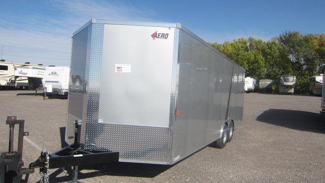 2021 AERO 8.5 X 22 V Enclosed Cargo Trailer
