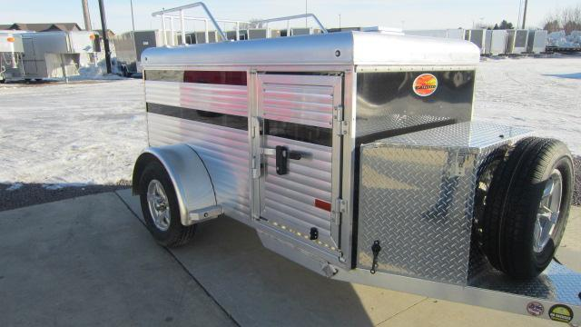 2021 Sundowner Trailers Mini Stock Trailer