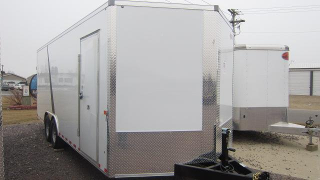 2021 AERO 8.5X24 V Enclosed Cargo Trailer