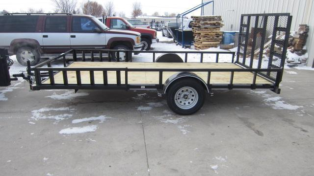 2021 Performance Trailers 83X14 Utility Trailer