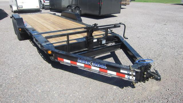 "2021 Load Trail 83"" X 20' Tilt Trailer"