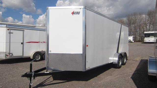 2021 AERO 7X18 V Enclosed Cargo Trailer