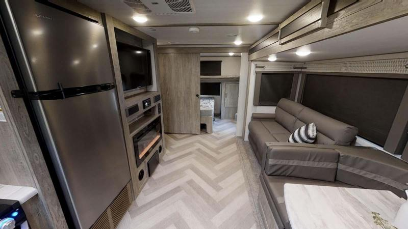 2021 Forest River Salem Hemisphere Hyper-Lyte 29XBHL Travel Trailer RV