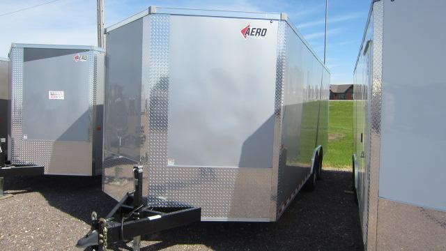2020 AERO 8.5X20 V Enclosed Cargo Trailer