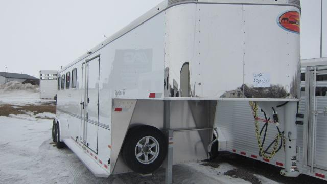 2021 Sundowner Trailers Super Tack 4 Horse Trailer