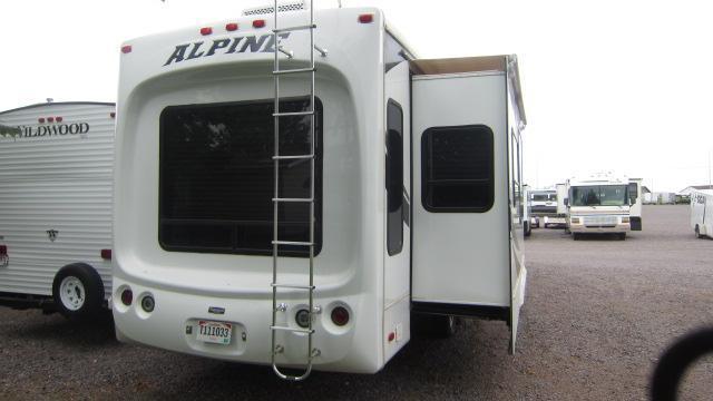 2011 Keystone RV Alpine 3640RL Fifth Wheel Campers RV