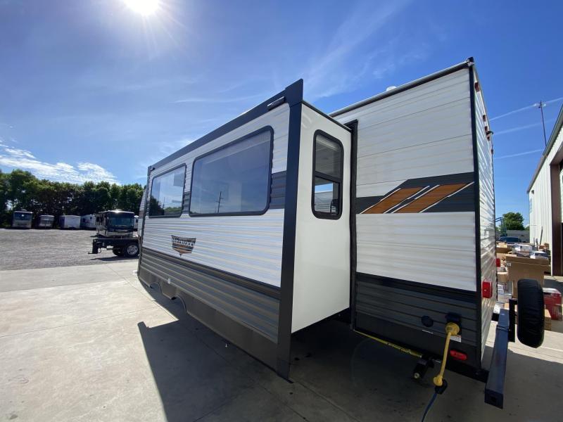 2021 Forest River Wildwood 27 RK Travel Trailer RV